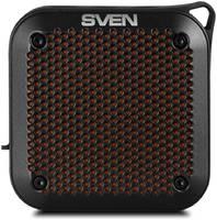 Портативная bluetooth-колонка Sven PS-88, черная