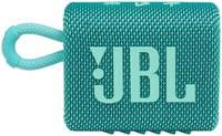Портативная bluetooth-колонка JBL Go 3 Teal