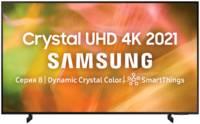 "Телевизор 55"" Samsung UE55AU8000U (4K UHD 3840x2160, Smart TV)"