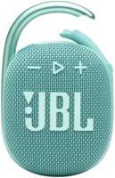 Портативная bluetooth-колонка JBL Clip 4 Teal