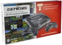 Игровая приставка SEGA Retro Genesis Modern + 300 игр + 2 джойстика