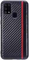 Чехол для Samsung Galaxy M31 SM-M315 G-Case Carbon