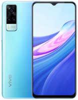 Смартфон Vivo Y31 4/128Gb Ocean (Android 11.0/SDM662 2000MHz/6.58″ 2408x1080/4096Mb/128Gb/4G LTE ) [5656743]