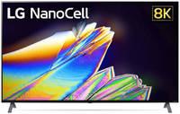 Телевизор LG 55 LED, 8K UHD, NanoCell. Smart TV (webOS), Звук (20 Вт (2x10 Вт)), 4xHDMI, 3xUSB, 1xRJ-45, (Титан), 55NANO956NA