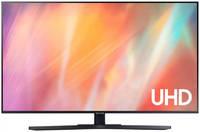 Телевизор Samsung 43 UHD, Smart TV, Звук (20 Вт (2x10 Вт), 3xHDMI, 1xUSB, 1xRJ-45, (Титан) UE43AU7500UXRU
