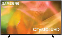 Телевизор Samsung 43 UHD, Smart TV, Звук (20 Вт (2x10 Вт), 3xHDMI, 2xUSB, 1xRJ-45, UE43AU8000UXRU