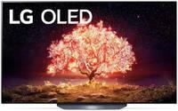 Телевизор LG 65, UHD, OLED. Smart TV (webOS), Звук (40 Вт (2x10 Вт) + 20Вт Саб), 4xHDMI, 3xUSB, 1xRJ-45, OLED65B1RLA