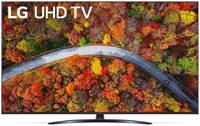 Телевизор LG 55 LED, UHD, Smart TV (webOS), Звук (20 Вт (2x10 Вт)), 3xHDMI, 2xUSB, RJ-45 , 55UP81006LA