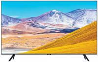 Телевизор Samsung 55 UHD, VA, Smart TV , Звук (20 Вт (2x10 Вт)), 3xHDMI, 2xUSB, 1xRJ-45, PQI 2100. UE55TU8000UXRU