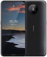 "Смартфон Nokia 5.3 DS 4/64Gb Charcoal (Android 10.0/SDM665 2000MHz/6.55"" 1600x720/4096Mb/64Gb/4G LTE ) [6830AA004033]"
