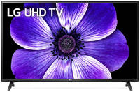 Телевизор LG 49 LED, UHD, IPS. Smart TV (webOS), Звук (2 Вт (2x10 Вт)), 3xHDMI, 2xUSB, 1xRJ-45, 49UM7020PLF