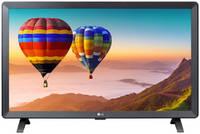 Телевизор LG 24 LED, HD, Smart TV (webOS), (2x5 Вт) , 2xHDMI, 2xUSB, 1xRJ45, 24TN520S-PZ