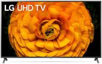 Телевизор LG 82 LED, UHD, IPS. Smart TV (webOS), Звук (2x10 Вт), 4xHDMI, 3xUSB, 1xRJ-45, 82UN85006LA