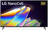 Телевизор LG 65 LED, 8K UHD, NanoCell. Smart TV (webOS), Звук (20 Вт (2x10 Вт)), 4xHDMI, 3xUSB, 1xRJ-45, (Титан), 65NANO956NA