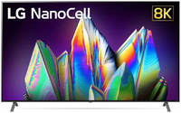 Телевизор LG 65 LED, 8K UHD, NanoCell. Smart TV (webOS), Звук (60 Вт (4x10 Вт) + 20Вт Саб), 4xHDMI, 3xUSB, 1xRJ-45, (Титан), 65NANO996NA
