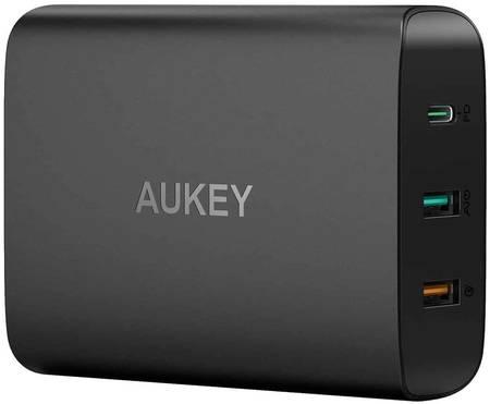 Сетевая зарядка Aukey Wall Charger PD/QC 3.0 USB-C