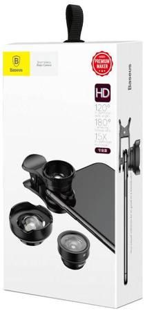 Набор объективов Baseus Short Videos Magic Camera Professional для смартфона