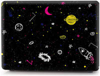 Чехол Накладка i-Blason Cover для MacBook Pro 15 A1707 (Painted Space)