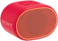 Беспроводная колонка Sony SRS-01, красная