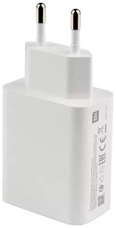 Зарядное устройство + кабель Xiaomi USB 5V:3A/9V:3A/12V:2.25A/20V:1.35A (EU) (MDY-10-EL)