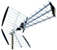 Уличная DVB-T2 антенна LANS UL-15DX