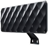 Комнатная DVB-T2 антенна GAL AR-170 черная