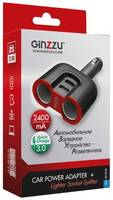Автомобильная зарядка Ginzzu GA-4815UB