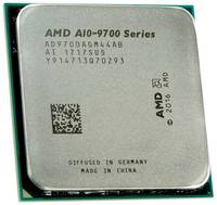 Процессор AMD A10-9700, OEM