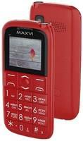 Телефон MAXVI B7, красный