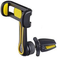 Автодержатель для смартфона Perfeo-534 до 6,5″/ на воздуховод/ раздвижной/ поворотный