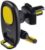Автодержатель для смартфона Perfeo-533 до 6,5″/ на воздуховод/ магнитный/ с опорой