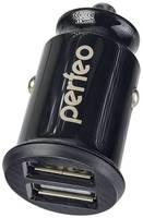 Автомобильное зарядное устройство PERFEO с двумя разъемами USB, 2x2.4А, ″CAR″ (PF_A4460)