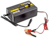 TOP AUTO Автомобильное зарядное устройство Топ Авто АЗУ-506, 6 А для 12 В АКБ до 110 А/ч