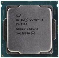 Процессор Intel Core i3-9100, OEM