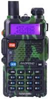 Рация Baofeng UV-5R / зеленая 8 Ватт