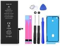 Wewo Аккумулятор оригинальной емкости 1715 мАч для Apple iPhone 6S + набор отверток, клейкая лента, лопатки, присоска