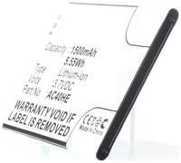 Аккумулятор iBatt iB-U1-M1283 1500mAh для Archos 40 Helium