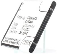 Аккумулятор iBatt iB-U1-M1760 1700mAh для Fly IQ4407, ERA Nano 7