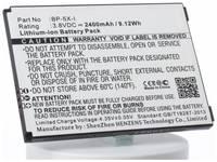 Аккумулятор iBatt iB-B1-M1857 2400mAh для Highscreen,innos BP-5X-I