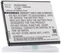 Аккумулятор iBatt iB-B1-M812 2400mAh для Samsung EB-BG530CBE, EB-BG531BBE, EB-BG530BBC, EB-BG530BBE