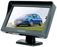 Автомобильный монитор Digma DCM-430