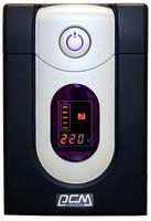 Интерактивный ИБП Powercom Imperial IMD-1025AP черный