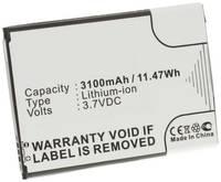 Аккумулятор iBatt iB-U1-M478 3100mAh для Keneksi Omega, для Samsung Galaxy Note 2, GT-N7100, Galaxy Note II, GT-N7105, SHV-E250L