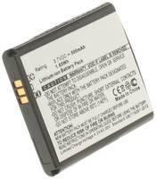 Аккумулятор iBatt iB-B1-M2625 500mAh для Samsung AB483640DE, AB483640DU, AB483640CC
