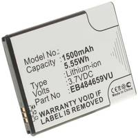 Аккумулятор iBatt iB-B1-M349 1500mAh для Samsung EB484659VU, EB484659VA