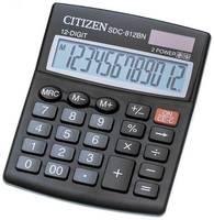 Калькулятор бухгалтерский CITIZEN SDC-812