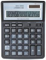 Калькулятор бухгалтерский CITIZEN SDC-395N