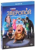 ND Play Зверопой (м/ф) (3D Blu-ray)
