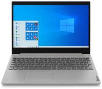 "Ноутбук Lenovo IdeaPad 3 15ARE05 (AMD Ryzen 3 4300U 2700MHz/15.6""/1920x1080/8GB/256GB SSD/AMD Radeon Graphics/DOS) 81W4006XRK, Platinum"