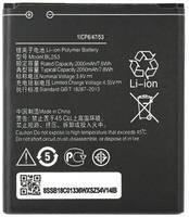Аккумулятор для Lenovo A1000/A2580/A2860/A2010/A1010/A2016 (BL253) (VIXION)